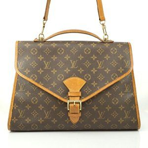 Auth Louis Vuitton Beverly Laptop Bag #5969L31